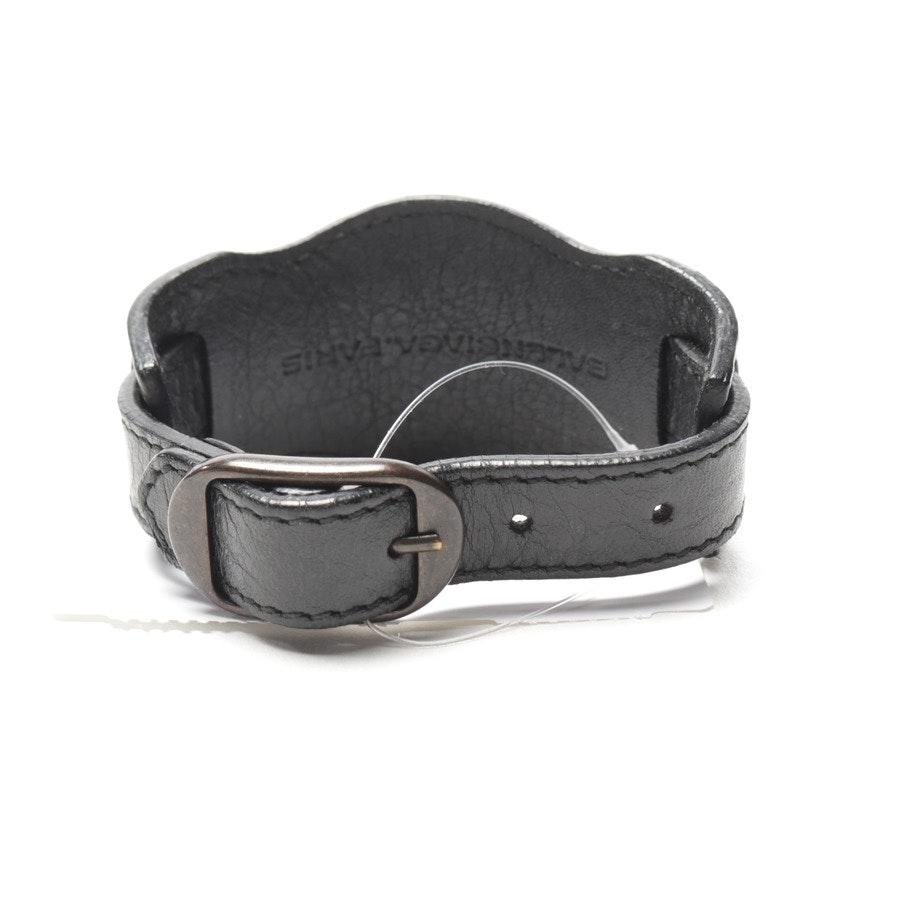 Armband von Balenciaga in Schwarz