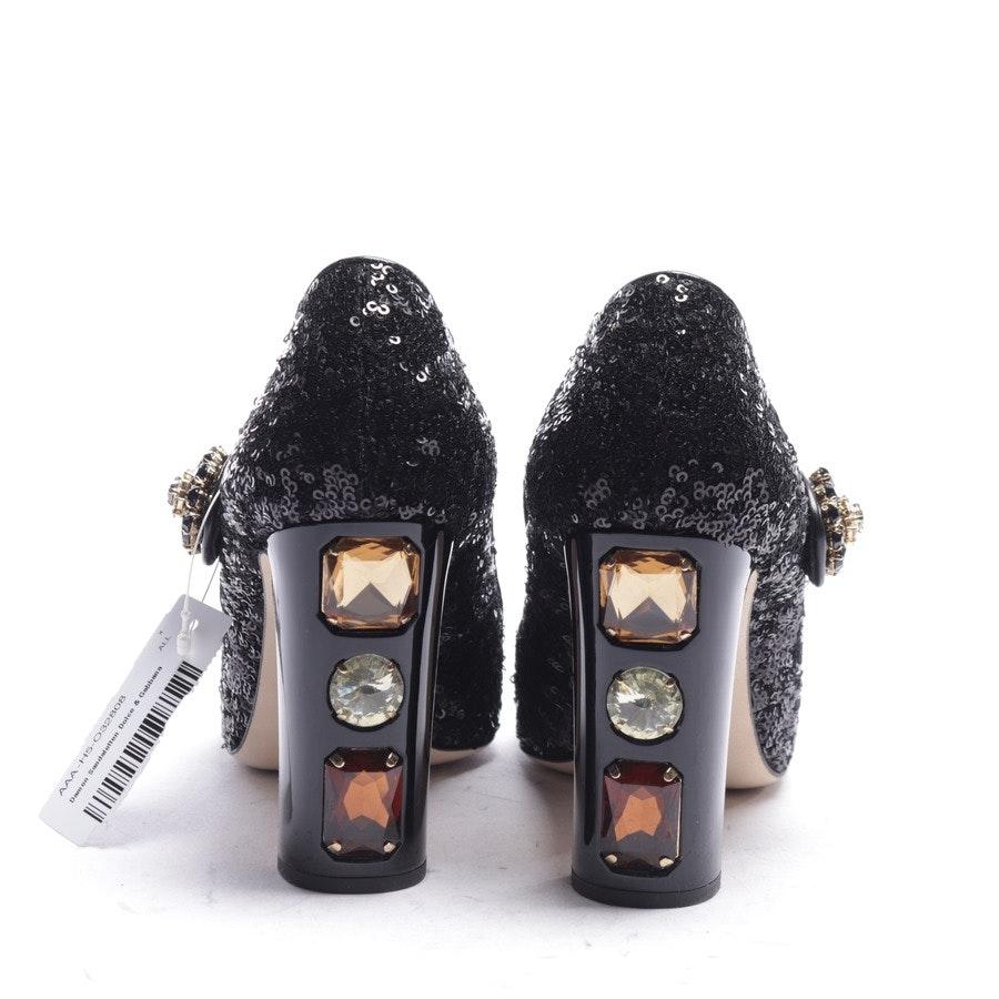 Pumps von Dolce & Gabbana in Schwarz Gr. EUR 38