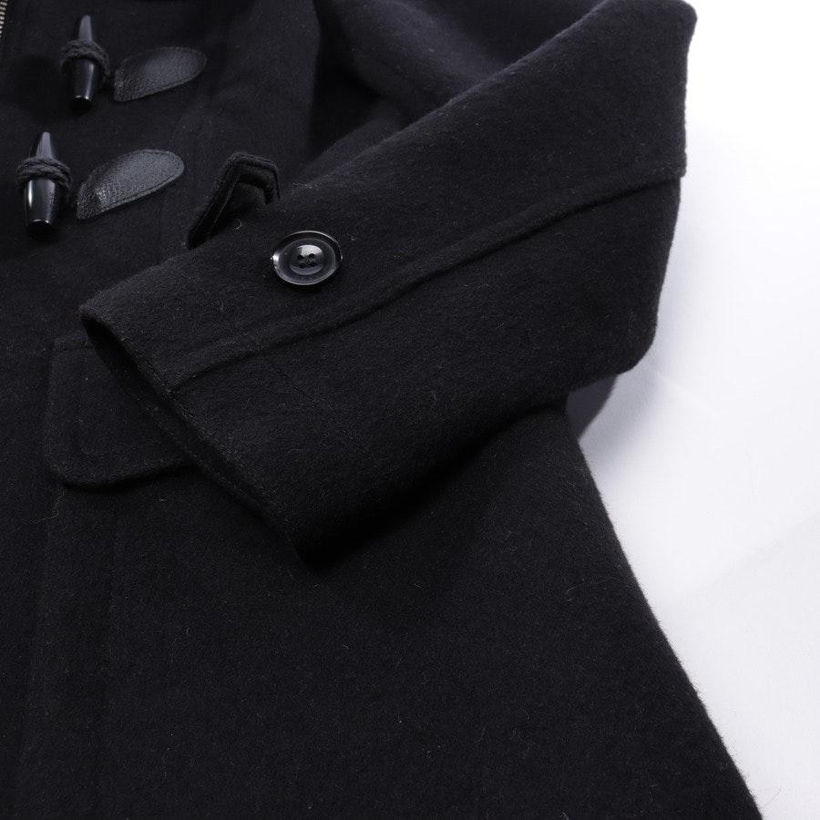 Wolldufflecoat von Burberry Brit in Schwarz Gr. 34
