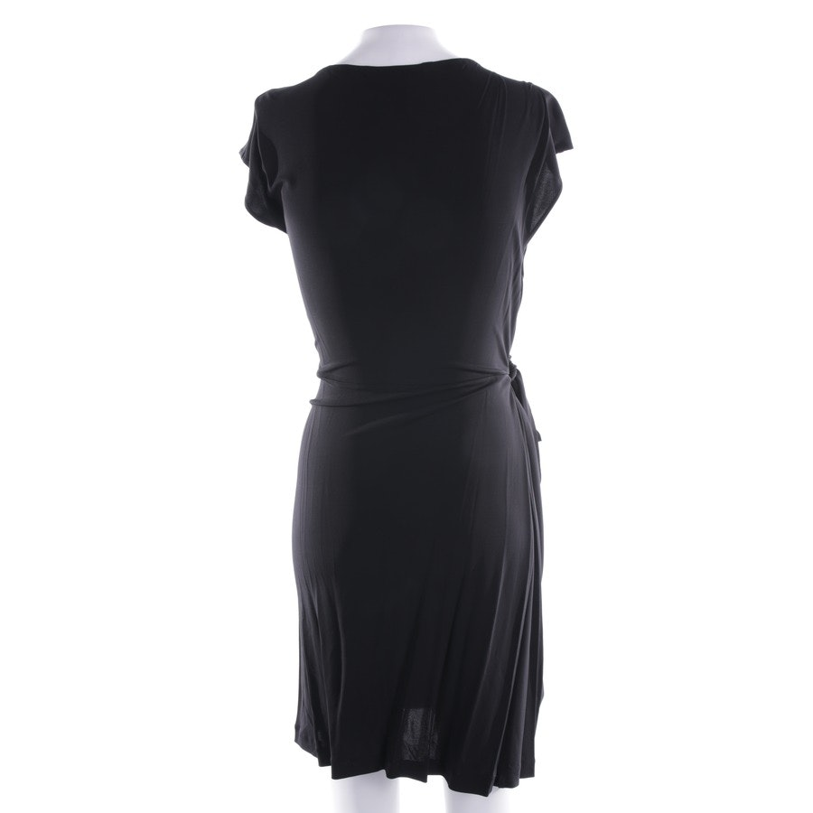 Kleid von Diane von Furstenberg in Schwarz Gr. 32 US 2