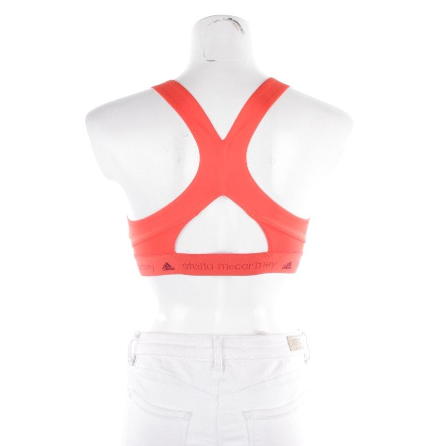 Crop Top von Adidas by Stella McCartney in Orange Gr. 32