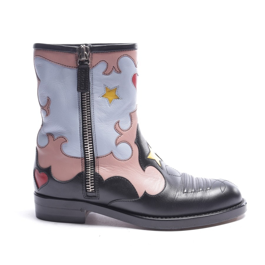 Stiefeletten von Gucci in Multicolor Gr. EUR 35,5