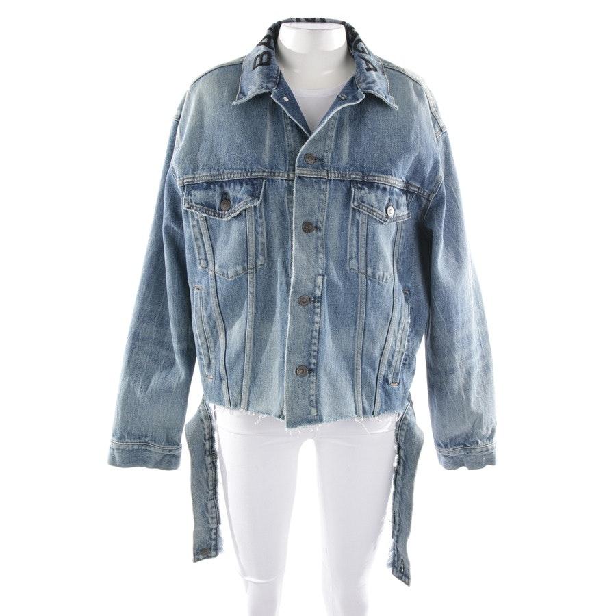 Jeansjacke von Balenciaga in Blau Gr. 32 FR 34 - Neu