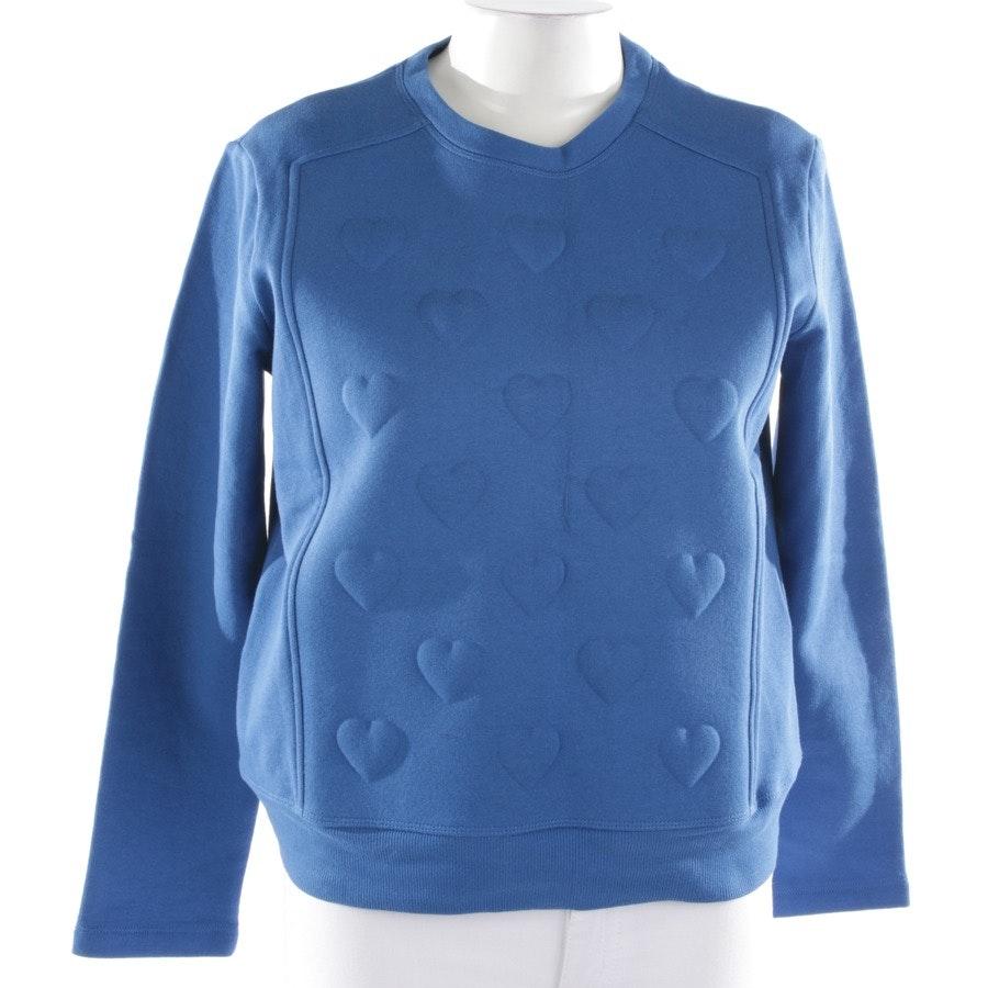 Sweatshirt von Red Valentino in Blau Gr. S