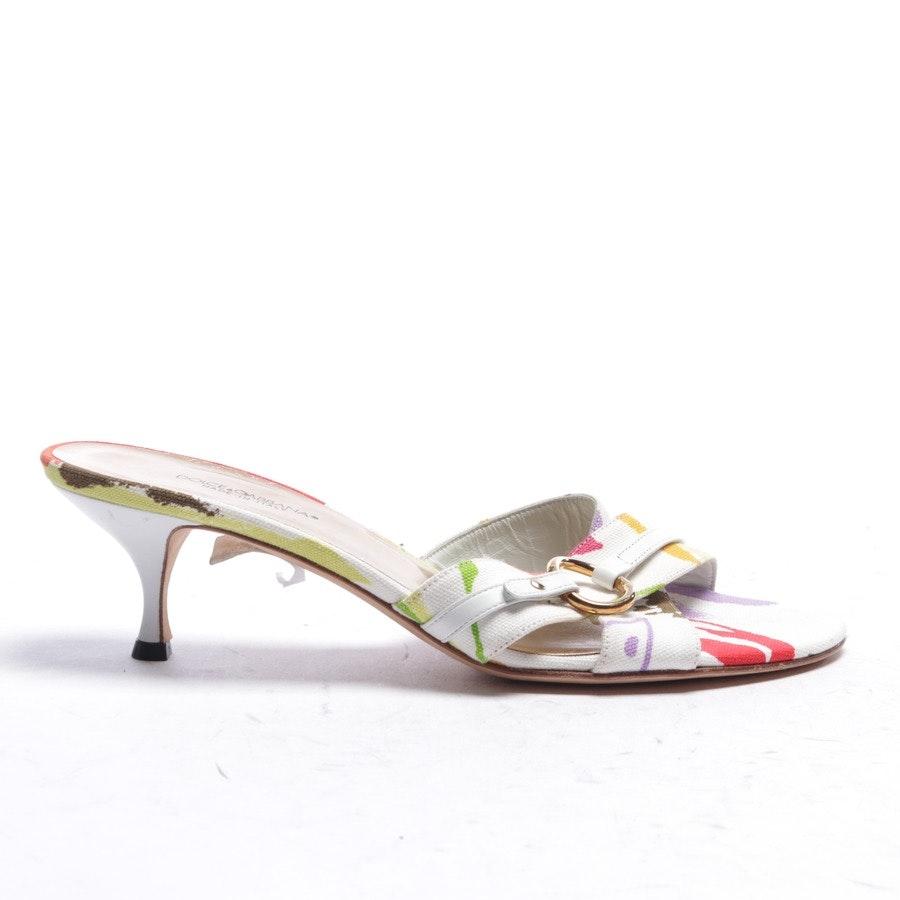Mules von Dolce & Gabbana in Multicolor Gr. EUR 38,5 - Neu