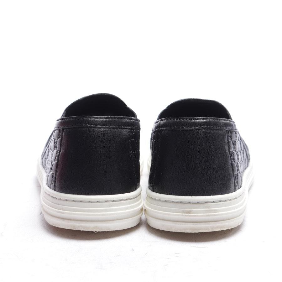 Slipper von Gucci in Schwarz und Weiß Gr. EUR 38