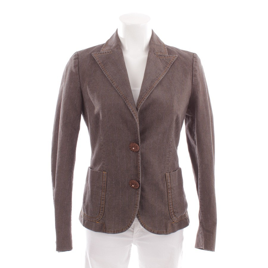 blazer from Voyage in brown and purple size S
