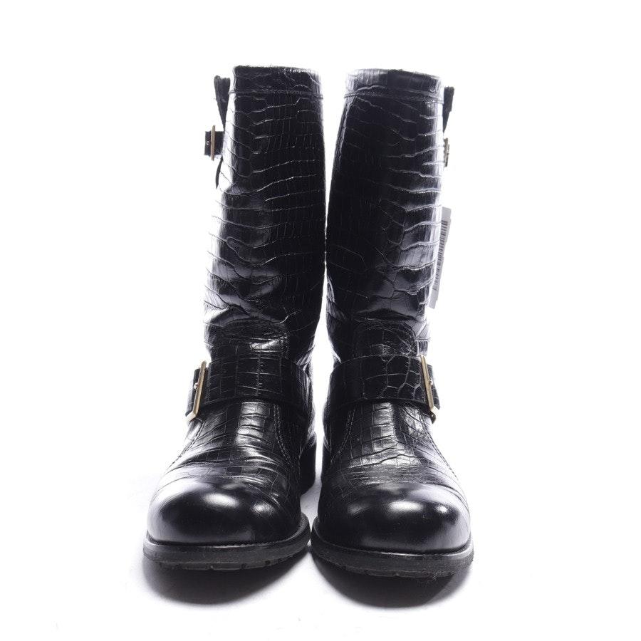 Stiefel von Jimmy Choo in Schwarz Gr. EUR 37