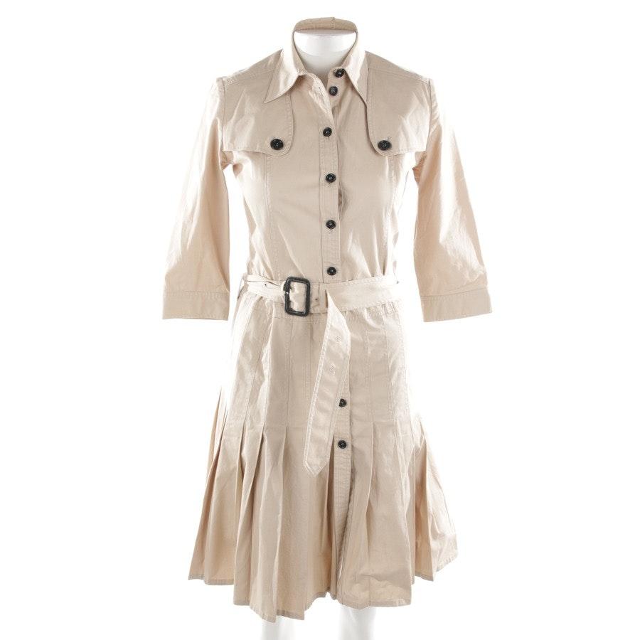Kleid von Burberry London in Beige Gr. 38