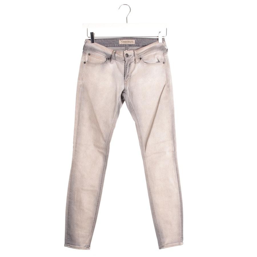 Jeans von Drykorn in Beige und Grau Gr. W28 L34