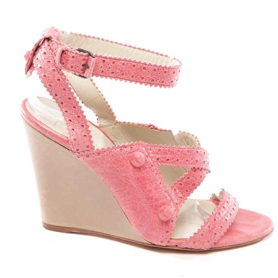 heeled sandals from Balenciaga in rosa size D 38