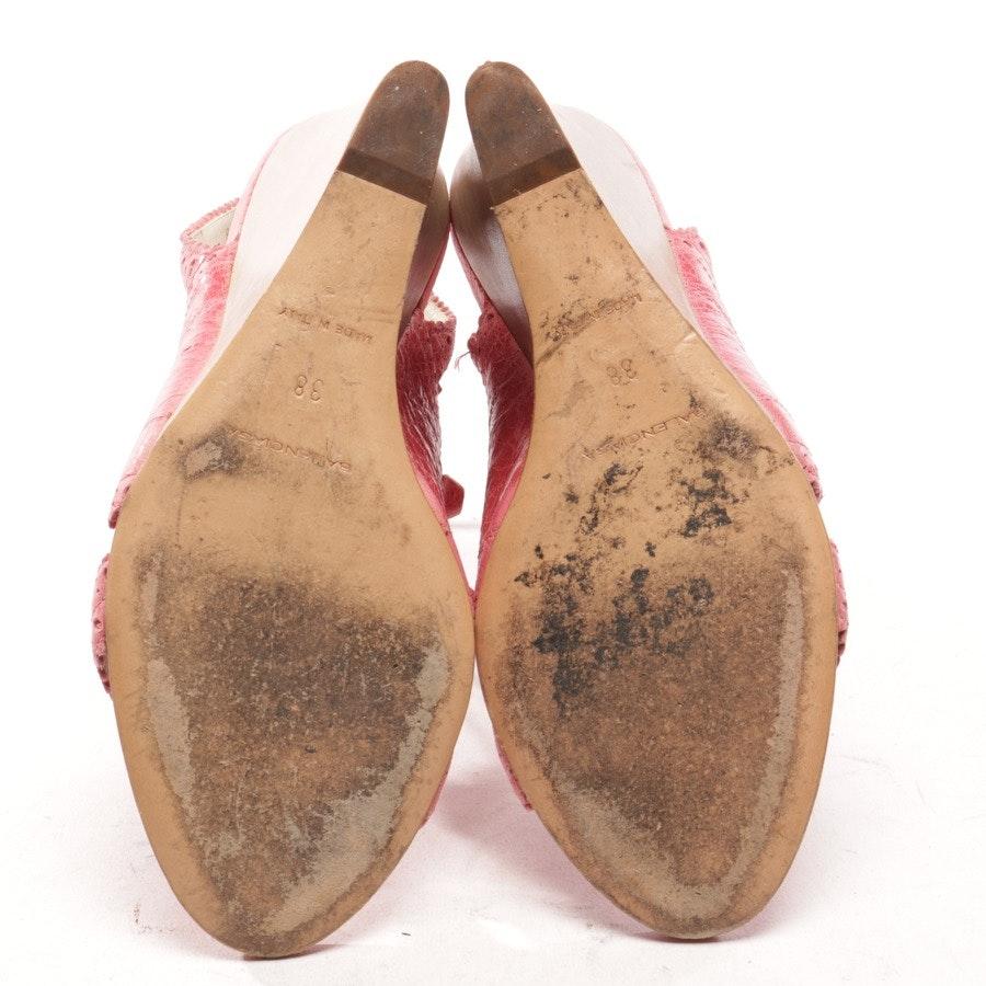 Sandaletten von Balenciaga in Rosa Gr. D 38