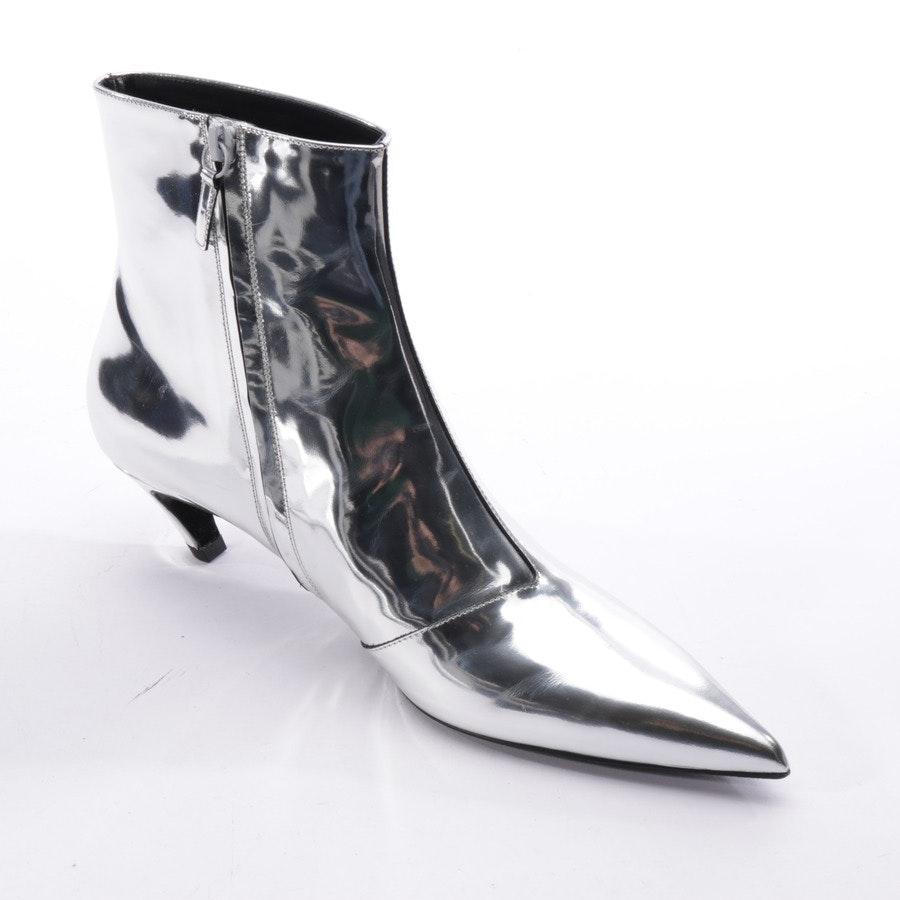 Stiefeletten von Balenciaga in Silber Gr. EUR 41 - Neu