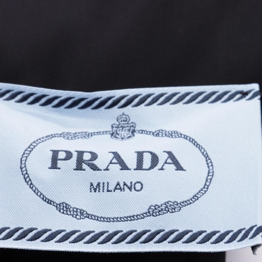Kleid von Prada in Schwarz Gr. 38 IT 44