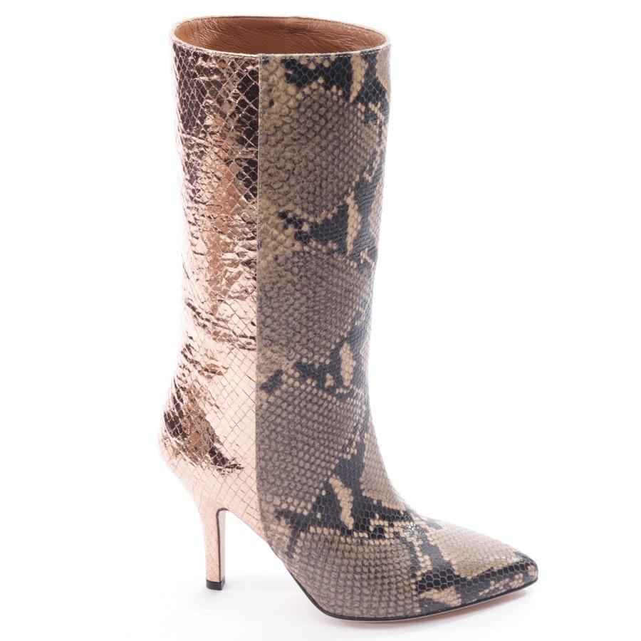 Stiefel von Paris Texas in Rosé und Schwarz Gr. EUR 37 - Neu