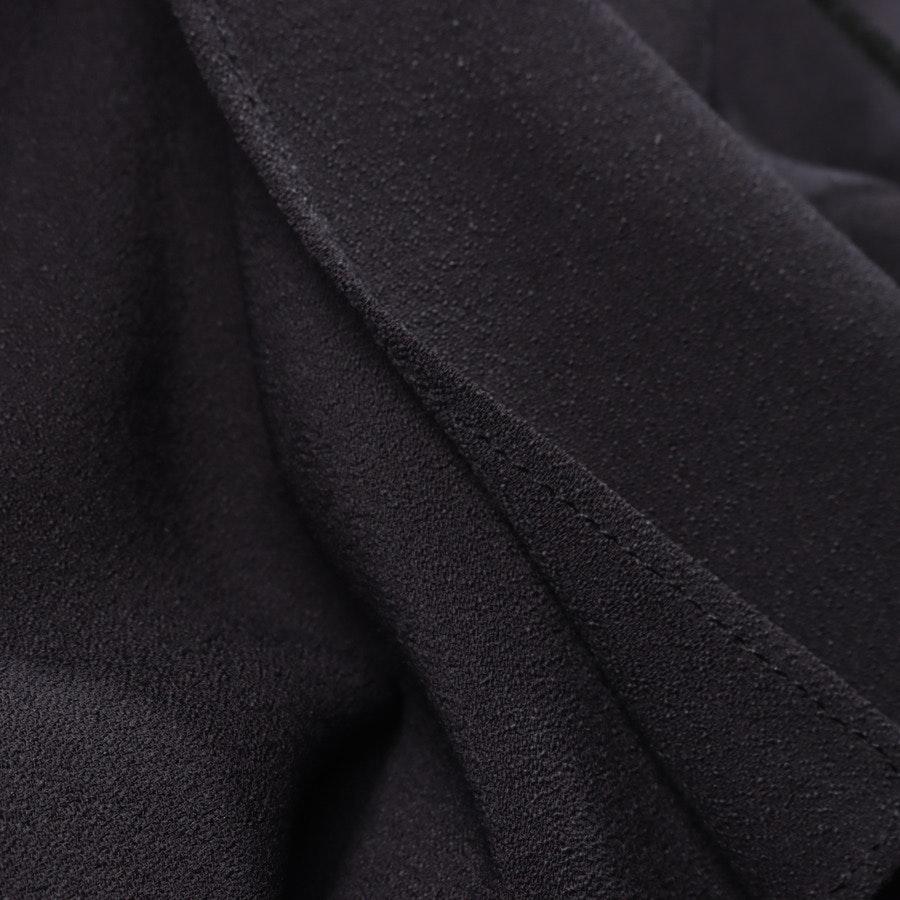 Kleid mit Poncho von Balenciaga in Anthrazit Gr. 36 FR 38