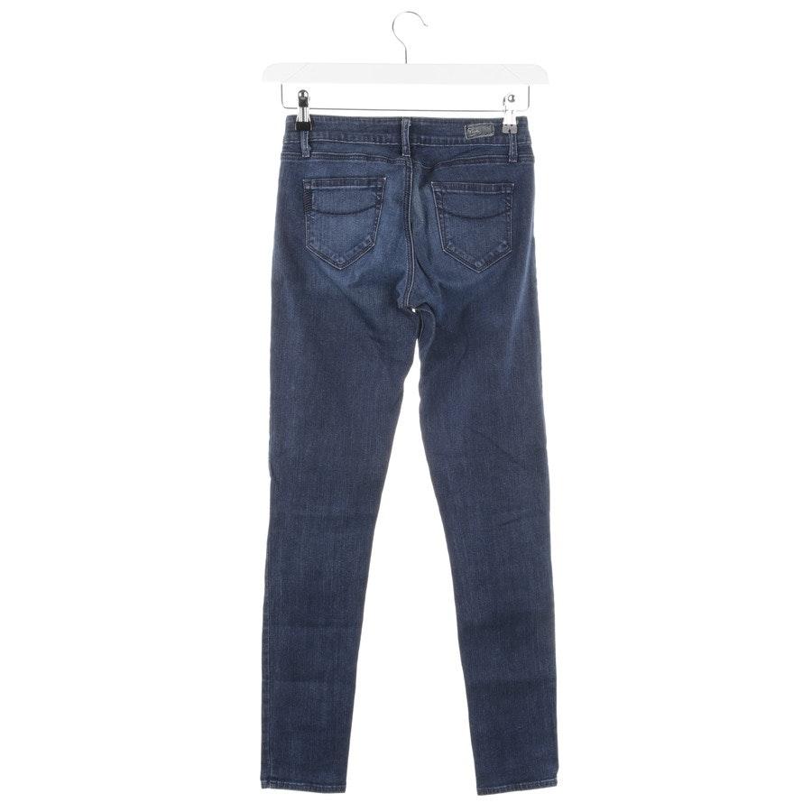 Jeans von Paige in Hellblau Gr. W25