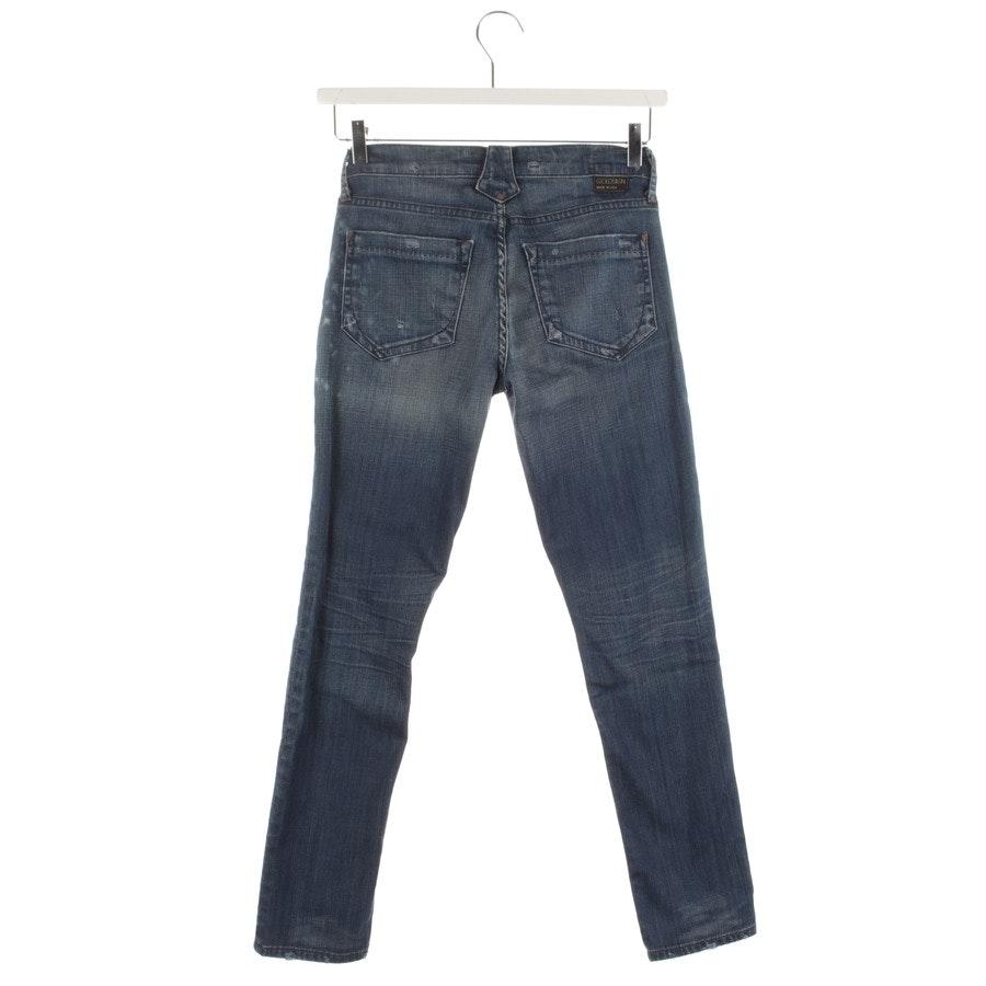 Jeans von Goldsign in Blau Gr. XS