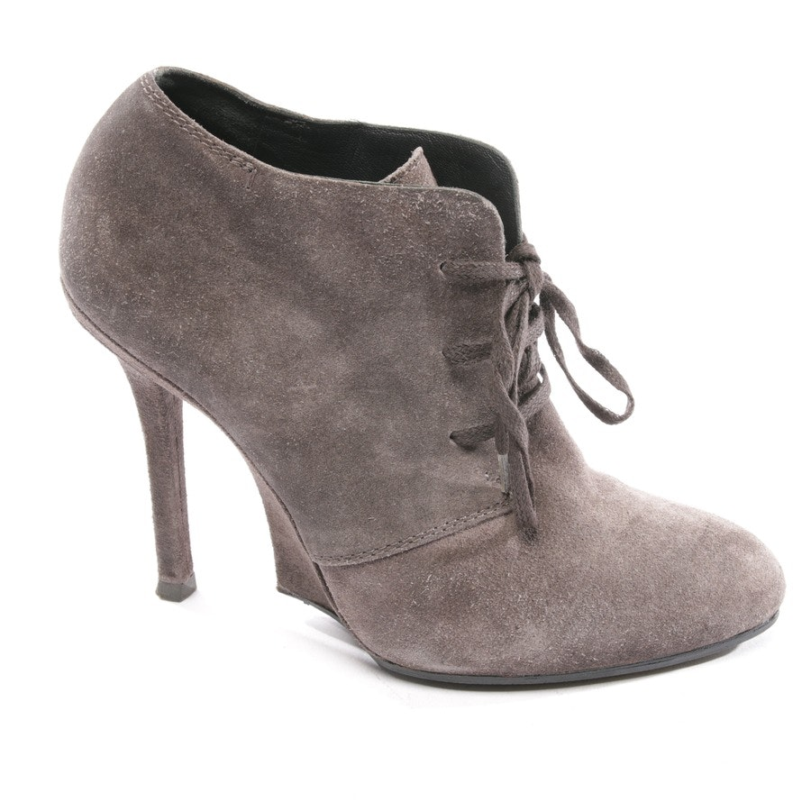 ankle boots from Yves Saint Laurent in grey size D 36