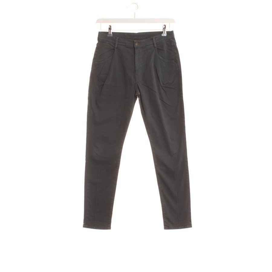 Lässige Chinohose von 7 for all mankind in Graublau Gr. W26