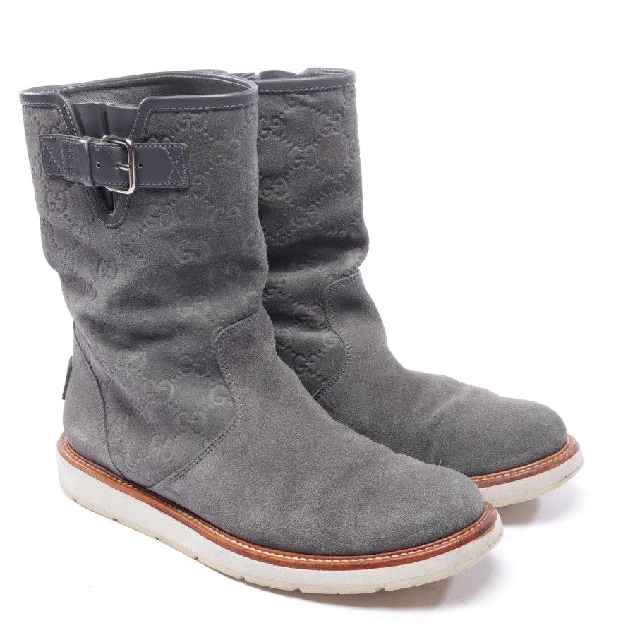 Stiefel von Gucci in Grau Gr. EUR 37,5