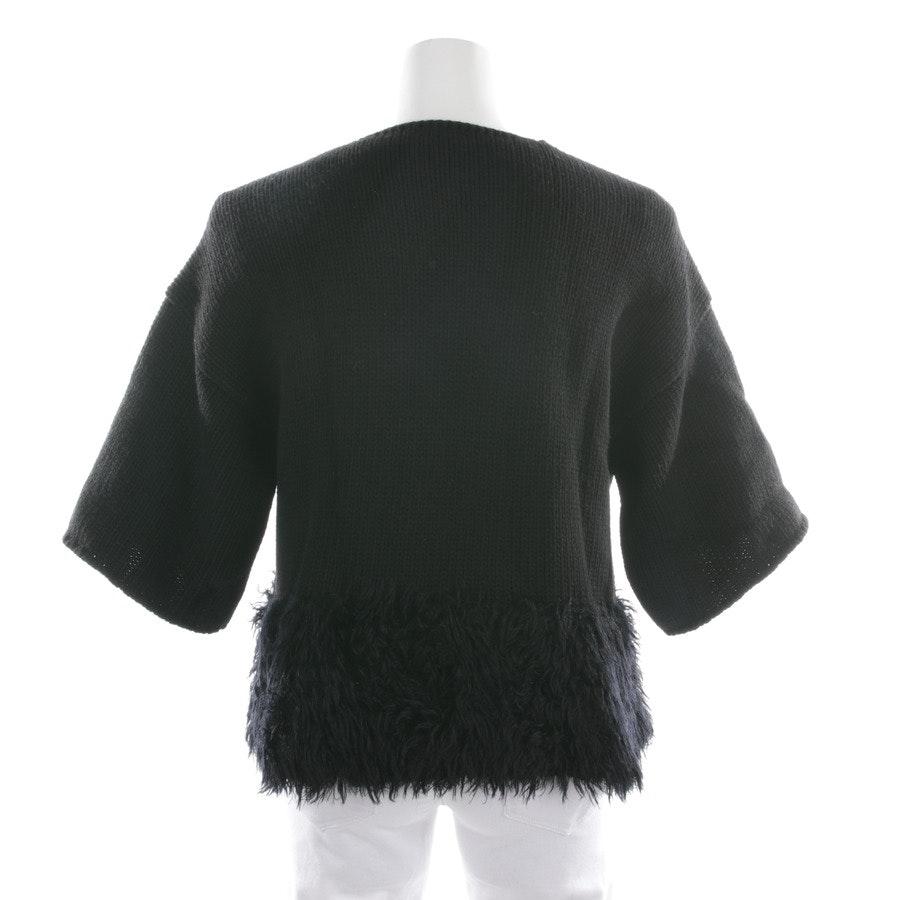 knitwear from Maliparmi in black size L