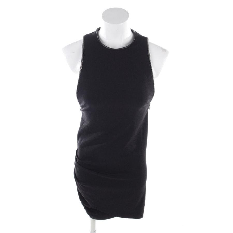 Kleid von Iro in Schwarz Gr. 30 / 0 - Iseline