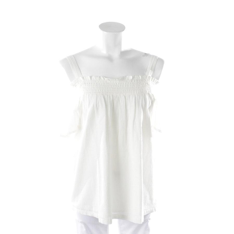 Shirt von Current/Elliott in Weiß Gr. 32 / 0