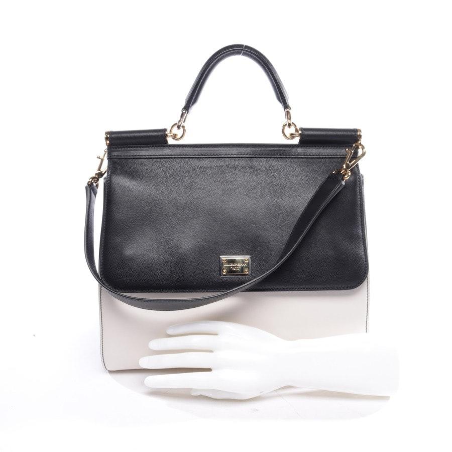 Handtasche von Dolce & Gabbana in Schwarz - Miss Sicily