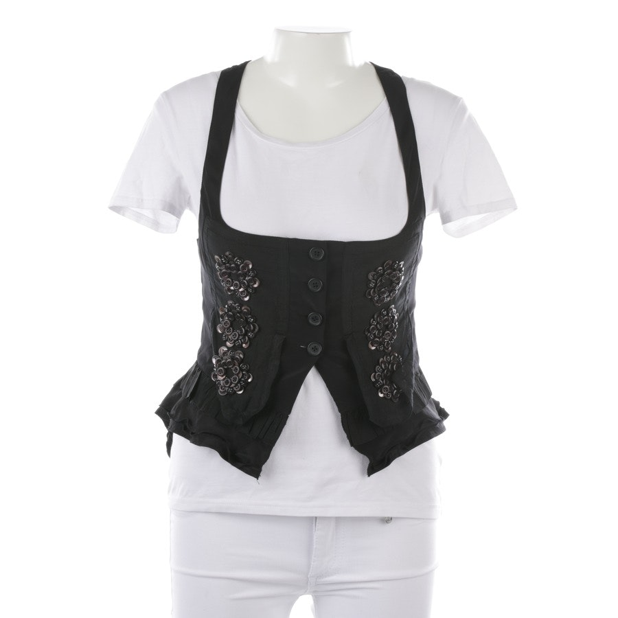 waistcoat from High Use in black size 36