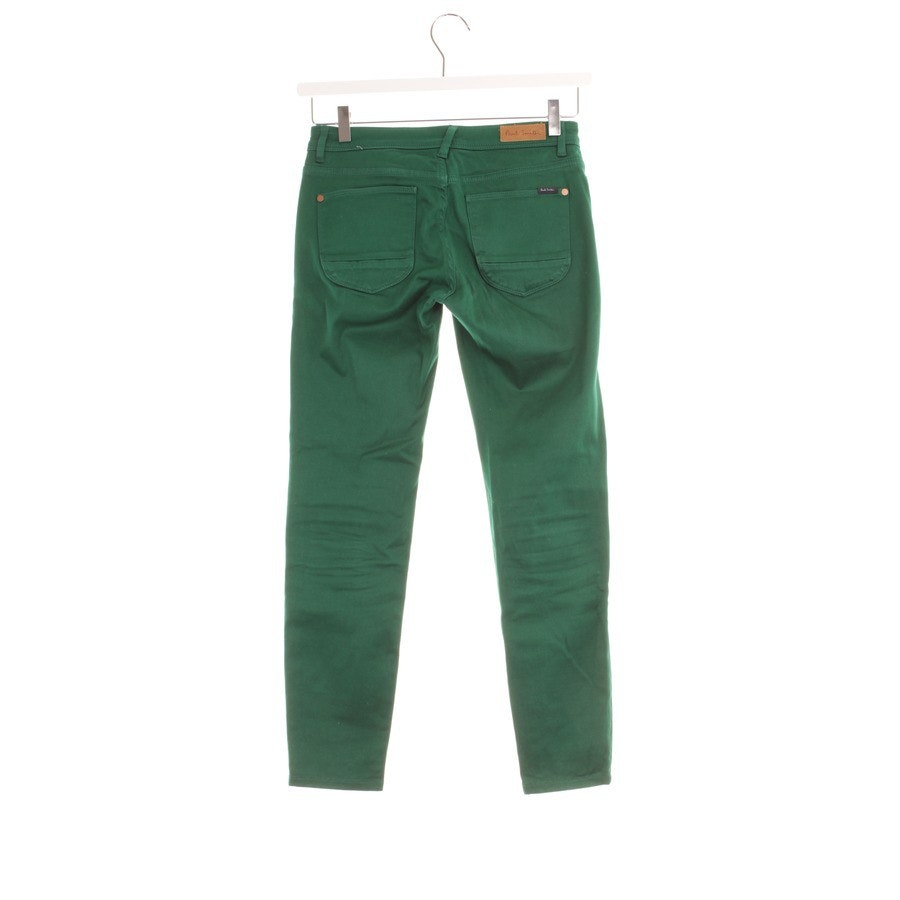 jeans from Paul Smith in forest green size W25
