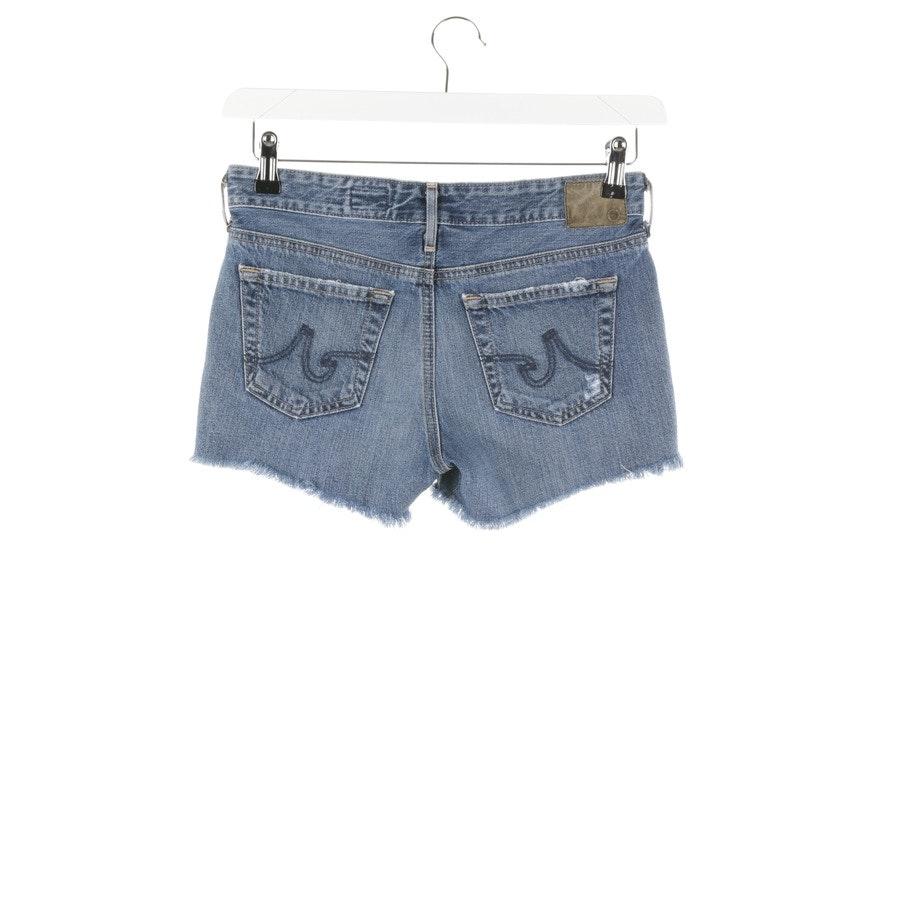 Jeansshorts von AG Jeans in Blau Gr. W24 - The Bonnie