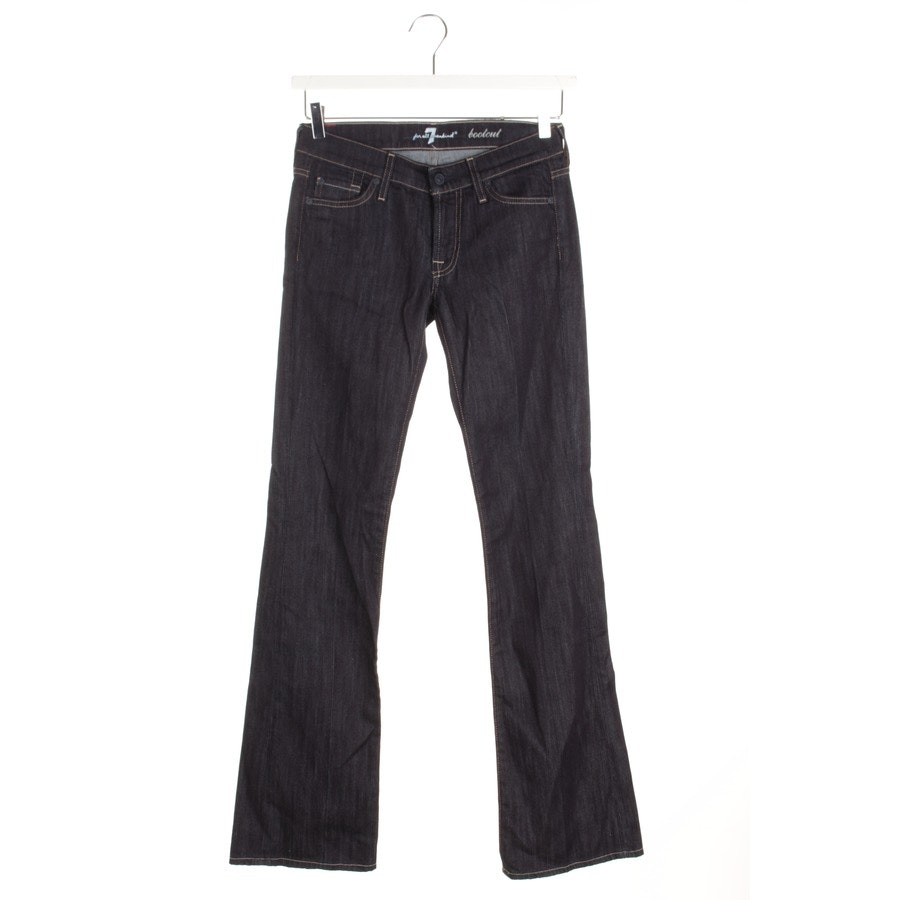 jeans from 7 for all mankind in blue size W26 - bootcut