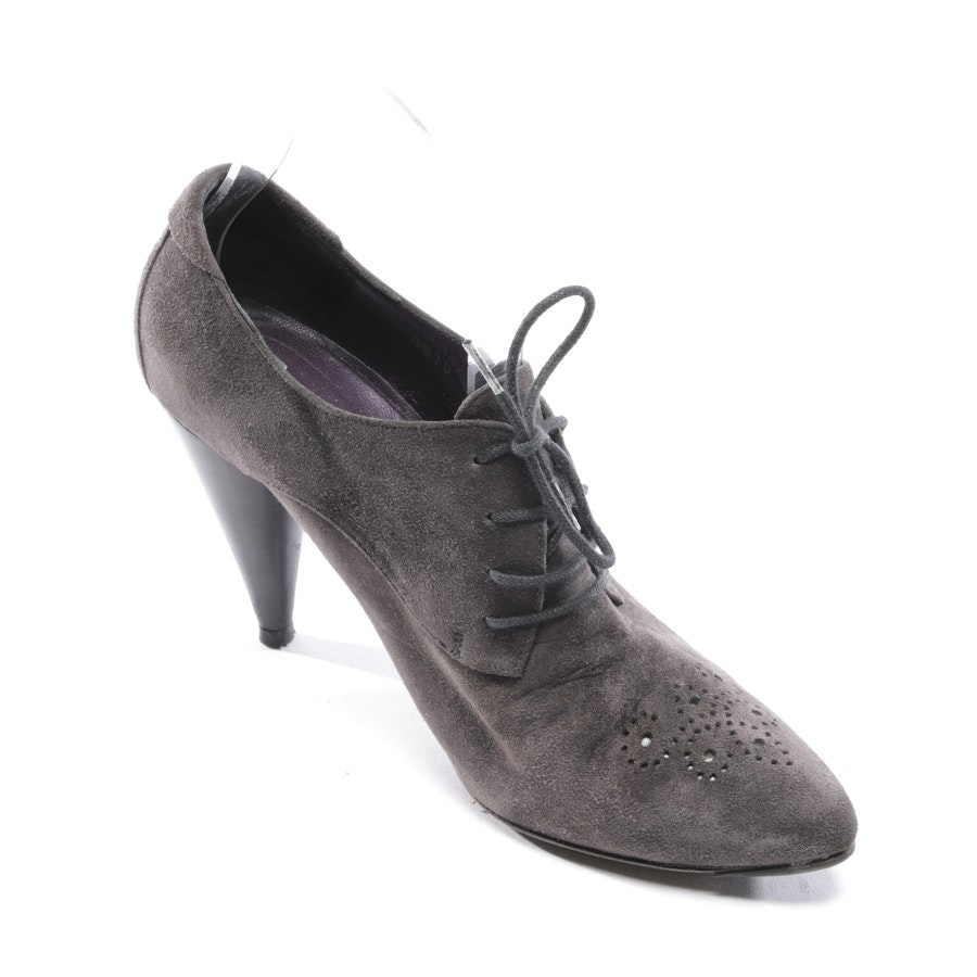 pumps in anthracite size D 38,5