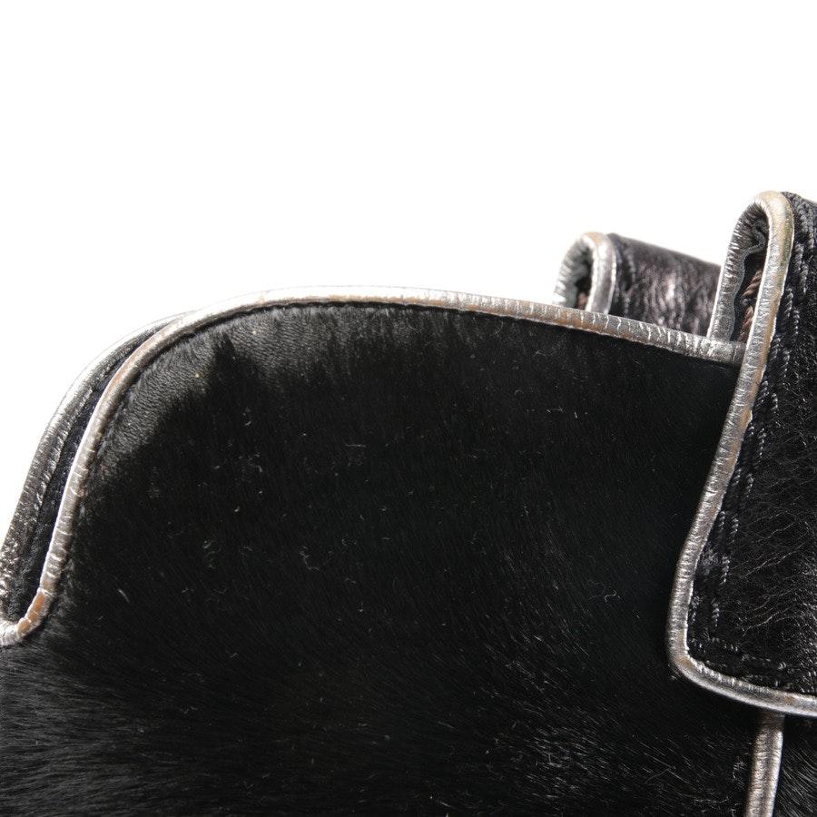 Stiefel von Giuseppe Zanotti in Schwarz Gr. D 36
