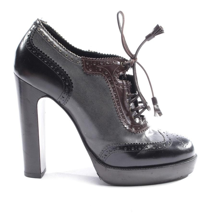 Ankle Boots von Hermès in Multicolor Gr. D 38,5