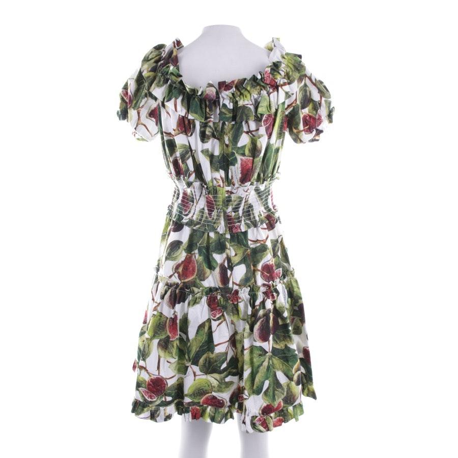Kleid von Dolce & Gabbana in Multicolor Gr. 38 IT 44