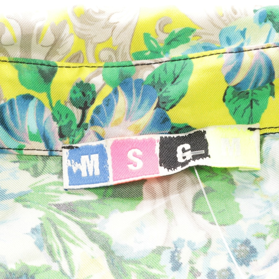 Bluse von MSGM in Multicolor Gr. 40