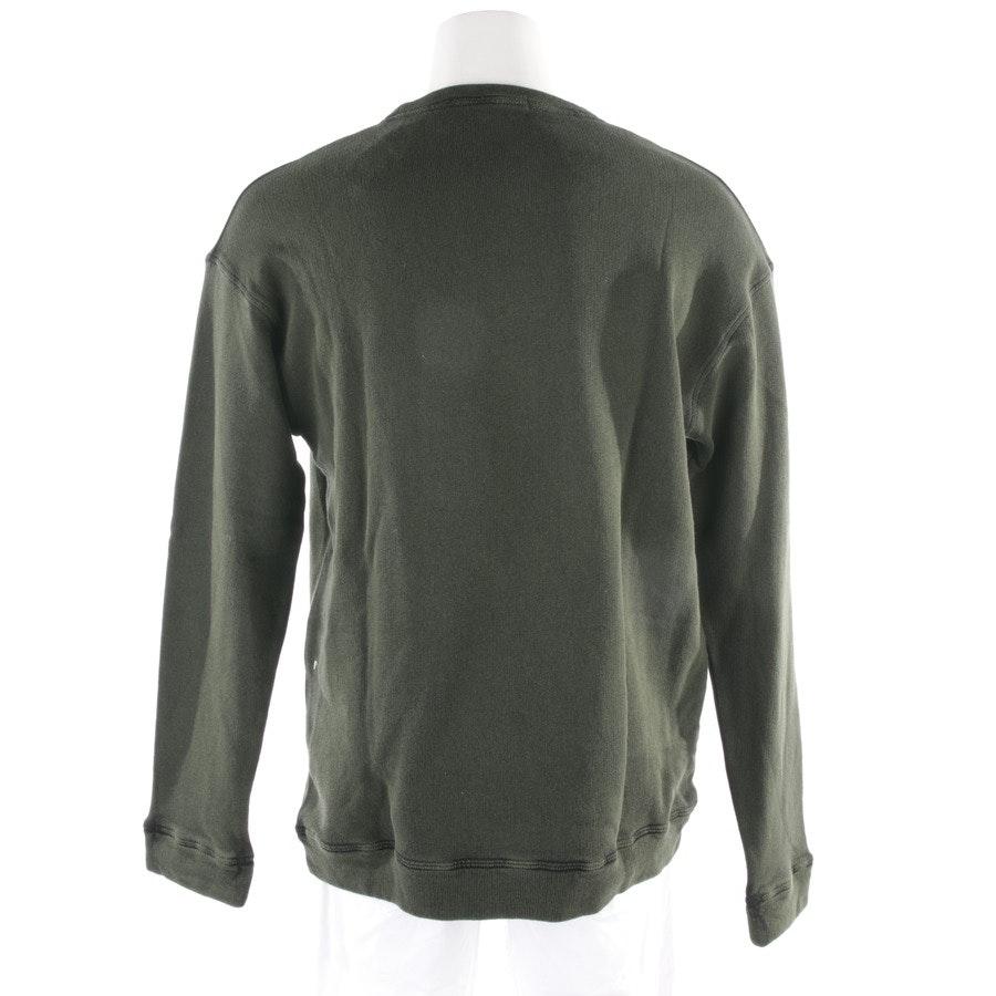 Sweatshirt von Drykorn in Olivgrün Gr. L