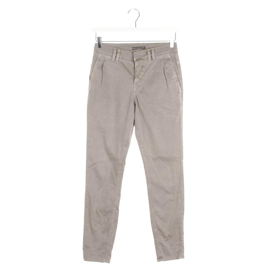 Jeans von Drykorn in Grau Gr. W26
