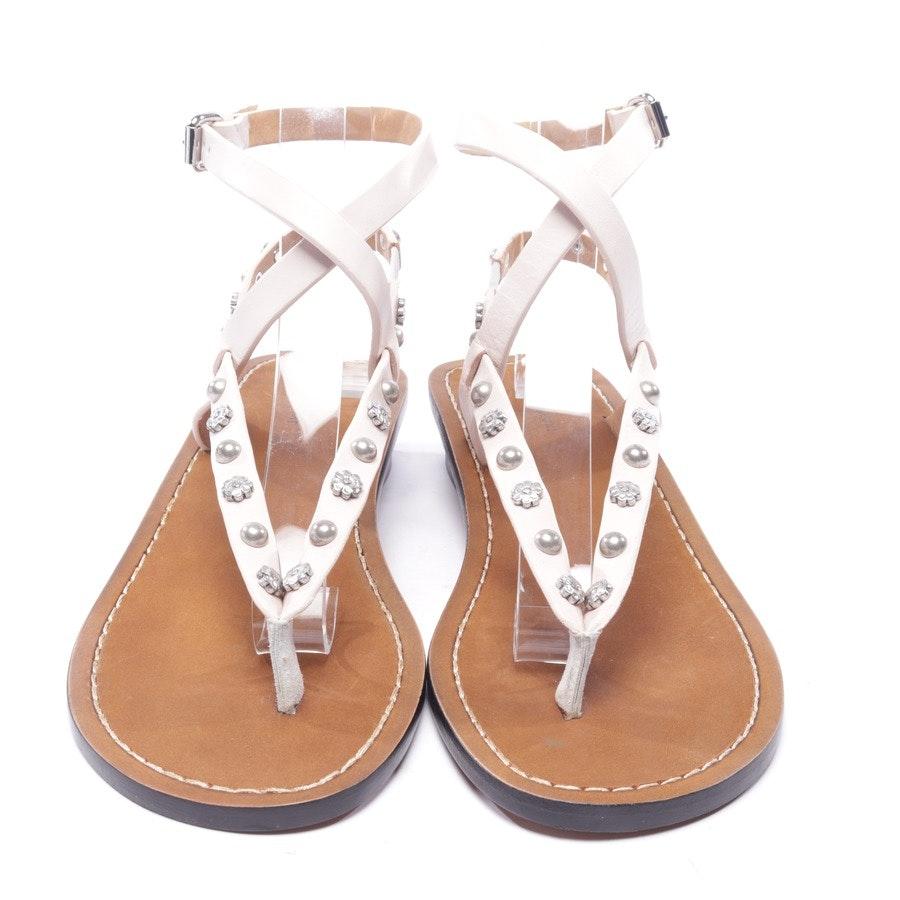 Sandaletten von Isabel Marant in Braun und Rosa Gr. EUR 37 - Neu
