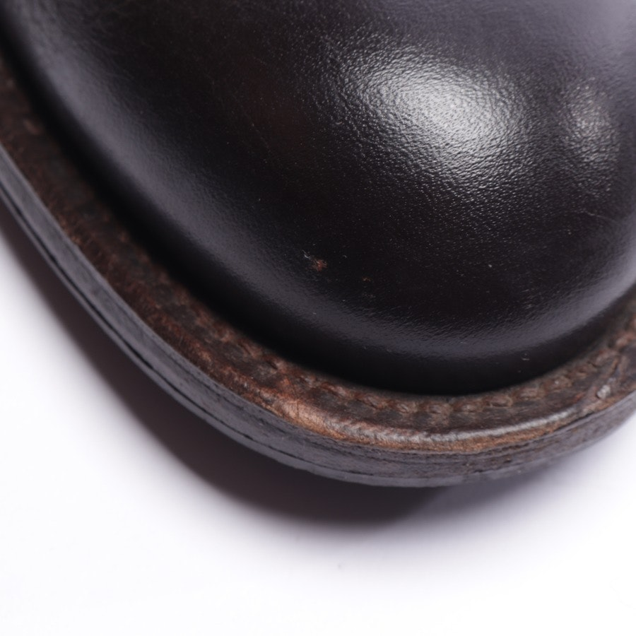 Stiefel von Chloé in Dunkelbraun Gr. EUR 39