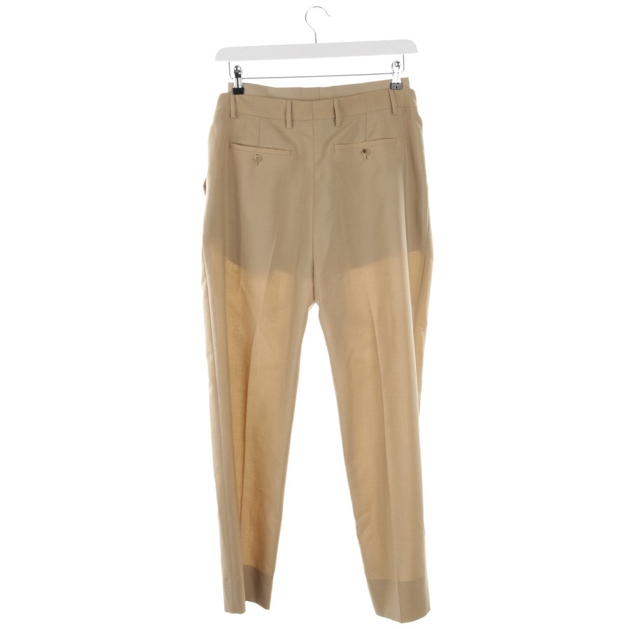 trousers from Burberry in beige size 34 UK 8 - new