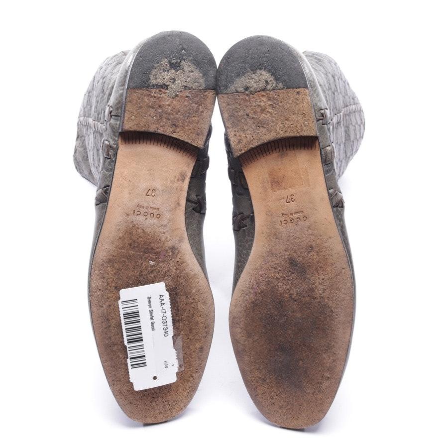 Stiefel von Gucci in Taupe Gr. EUR 37