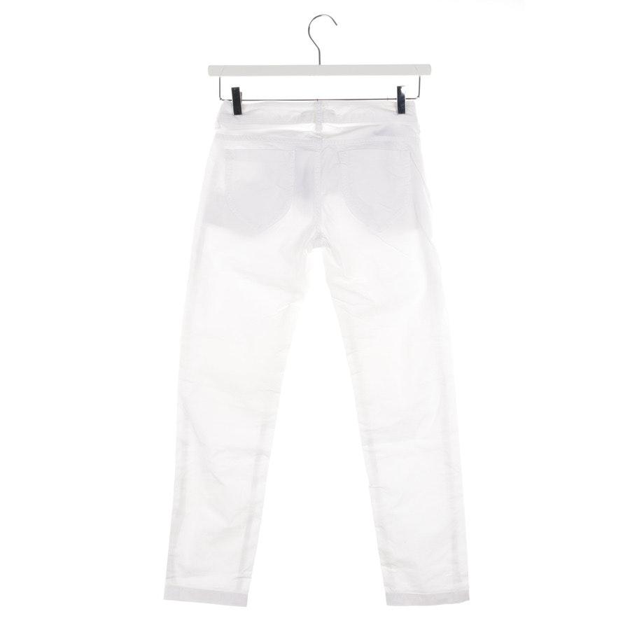 Jeans von Drykorn in Weiß Gr. W26