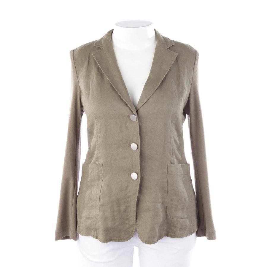 blazer from Oui in olive green size DE 42