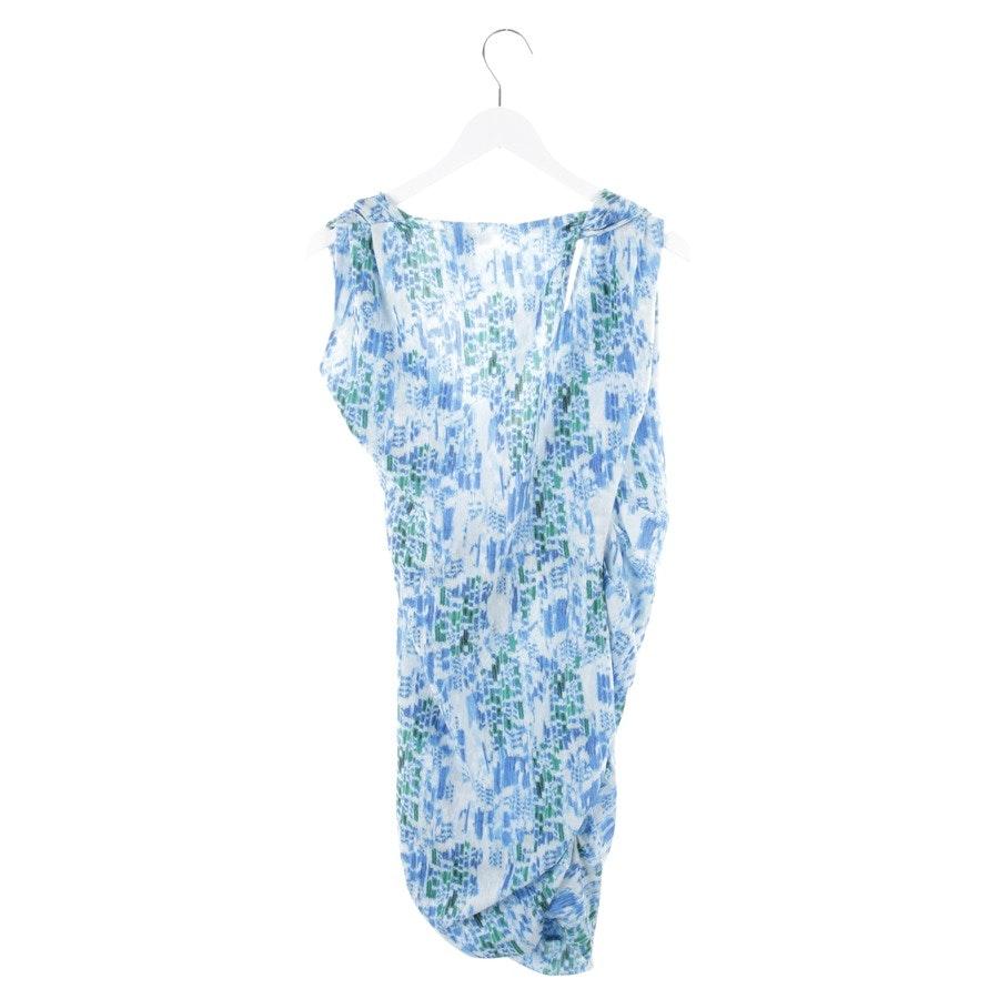 Kleid von Iro in Multicolor Gr. DE 32/0
