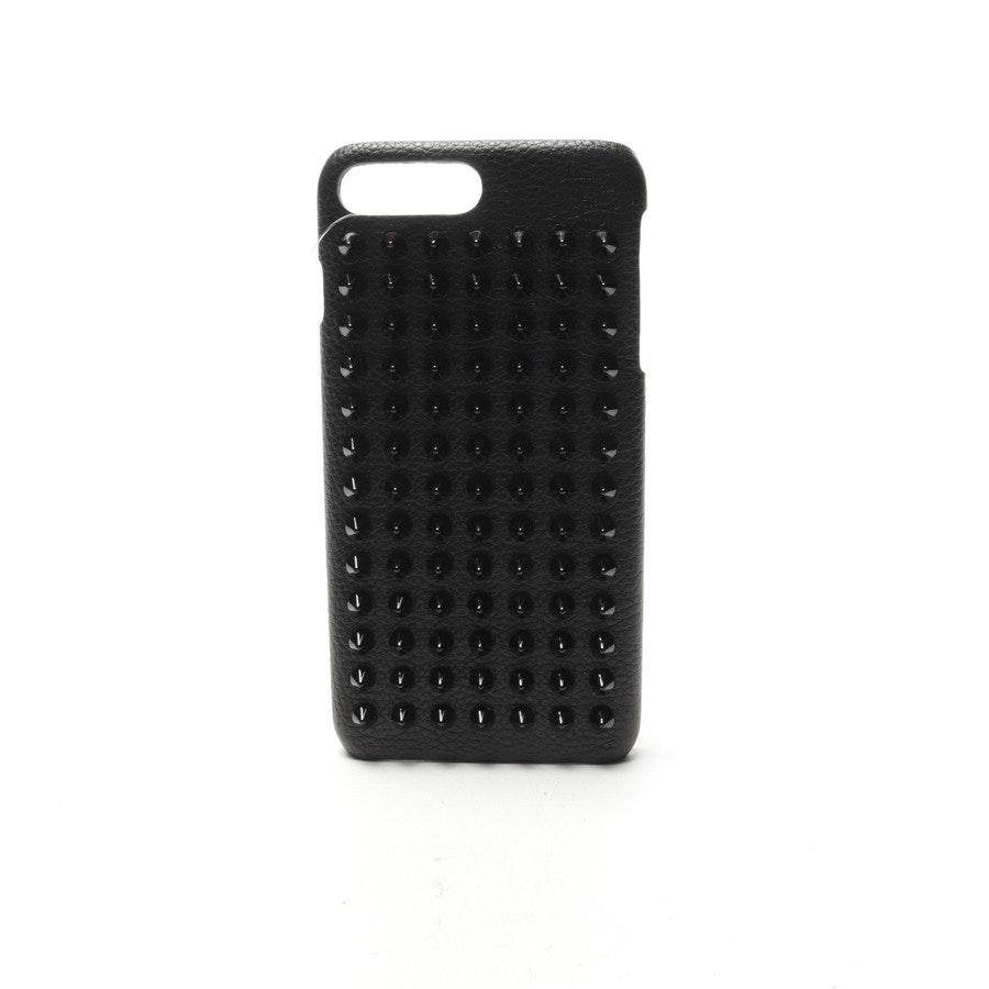 iPhone 7 Plus Cover von Christian Louboutin in Schwarz