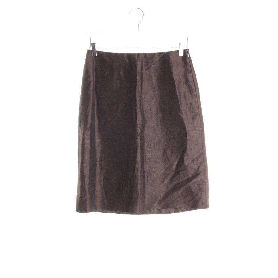 skirt from Hugo Boss Black Label in brown size DE 36
