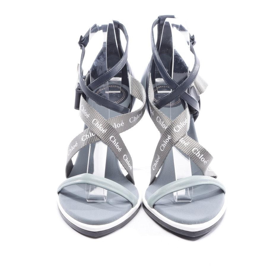 Sandaletten von Chloé in Multicolor Gr. EUR 41 - Neu